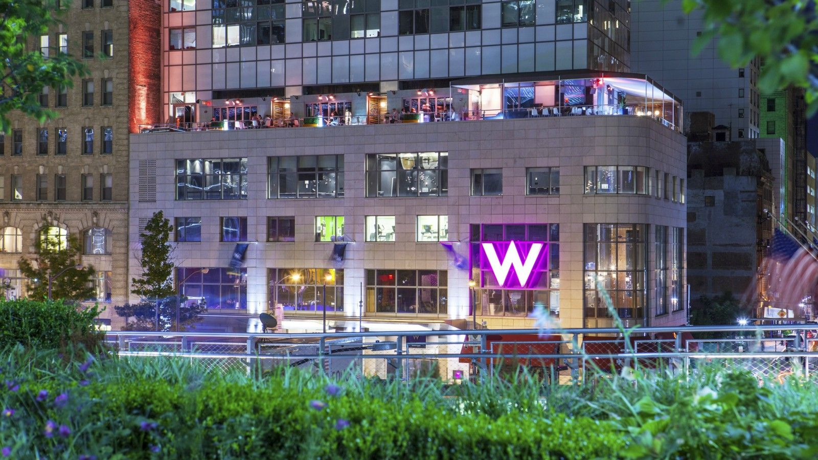 Hotel Features | W New York - Downtown